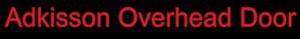 Adkisson Overhead Door Logo